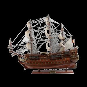 Schiffsmodell San Felipe