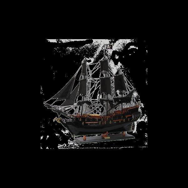 Modellschiff Pirat 55cm